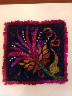 Searsport Rug Hooking, On Verona Island!