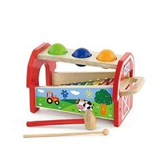 Viga Pounding Bench and Xylophone ** To view further for this item, visit the image link.