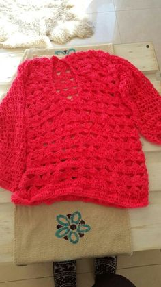 Sweater en hilo
