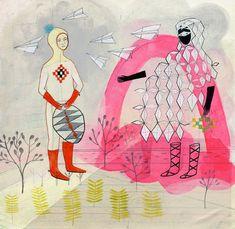 betsy walton illustrator illustration drawing painter painting