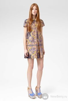 French chic from Carven Resort 2013