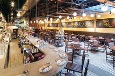 The well-known restaurant group has established itself in Armonk, Rye Brook, and Stamford, and now has signed a lease for space in the Boyce Thompson Center.