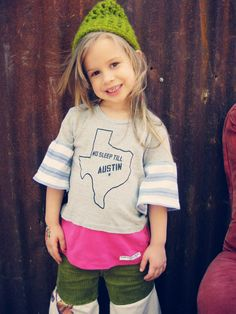 idea for upcycling kids clothes. love it