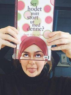 Stort engasjement rundt bookface-konkurranse   Nyheter   Skolen   Hjalmar… 56a062906e7b9