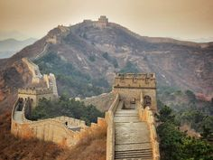 The Great Wall of China! globalgrasshopper.com