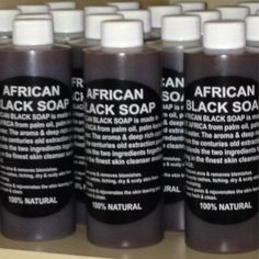 100% Pure Authentic Liquid African Black Soap From Ghana 8oz. - http://essential-organic.com/100-pure-authentic-liquid-african-black-soap-from-ghana-8oz/