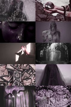 the oracle aesthetic (more here)