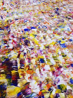 "ARTIST VIOLETTA PESIN  ""BLURRED REFLECTION 31"" 2017 ACRYLIC 36"" X 49""  #abstract #abstractart #abstractartist #abstractexpressionism #abstractpainting #art #artbuyer #artcollector #artexhibit #artexhibition #artforsale #artist #artistlife #artistnews #artistpesin #artistworking #artoftheday #artpainting #artsandculture #artservices #artshopping #artwork #buyart #buyer #buyoriginalart"