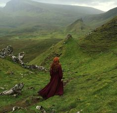My heart's true home, in my blood, my bones, where dwells my Soul home of my kin... land of my Ancestors...Scotland.