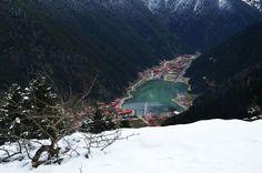 Uzungöl - Çaykara Trabzon.  Fotoğraf: Mustafa Göz