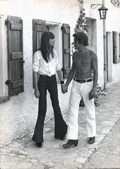 Ela é considerada musa e ícone da moda dos anos 60 e 70 e serviu de inspiração. Por incrível que pareça, hoje em dia, nada mudou. Jane Birkin é atemporal!