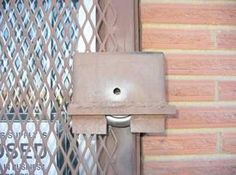 Forcible Entry: Homemade Steel Security Doors - Fire Engineering