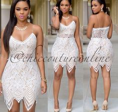 ChicCoutureOnline.com Sexy Wedding Dresses, Sexy Dresses, Casual Dresses, Short Dresses, Prom Dresses, White Outfits, Girl Outfits, Fashion Outfits, Chic Couture Online