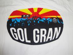 #CamisetaSerigrafía personalizada frente y espalda, 100% algodón 165gr.