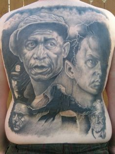 The Shawshank Redemption Tattoo.oh my God. Talk about fanatic! Punisher 2004, Dream Warriors, Toy Story 1995, The Shawshank Redemption, Note Tattoo, Cool Tats, Nightmare On Elm Street, Beetlejuice, Skin Art