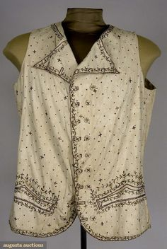 Pip would wear this under his waistcoat