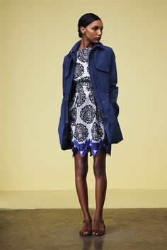 Jasmine Tookes for Thakoon addition resort 2013 | visual optimism; fashion editorials, shows, campaigns & more!