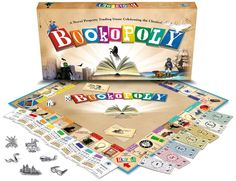 Literary Wish List! -- Bookopoly