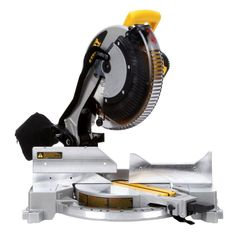 15 Amp 12 In. Heavy-duty Single-bevel Compound Miter Saw
