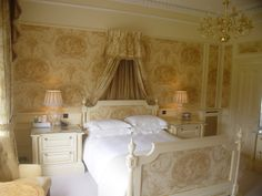 CLIVE CHRISTIAN OF NOTTINGHAM Clive Christian Luxury Bedroom - Clive christian bedroom furniture