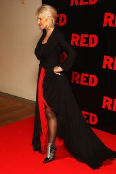 "Helen Mirren - ""R.E.D. UK Premiere"" 2010"