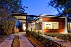 Admiring an architecture work designed by the artist Laurie Frick and KRBD