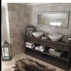 classyinteriors on Somegram Shop Interior Design, Luxury Interior, House Design, Decorating Tips, Interior Decorating, Cozy Bathroom, Bathroom Things, Bathroom Beach, Vanity Bathroom
