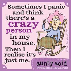 Anyone else know a crazy person?jajjajajaja Biz?? is it u?? ahhh maybe... ahahaha