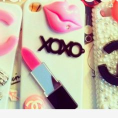 Chanel iPhone 4 Cases!
