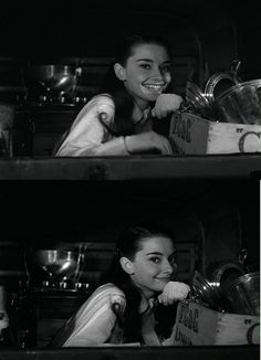 Audrey is the simple definition of true beauty