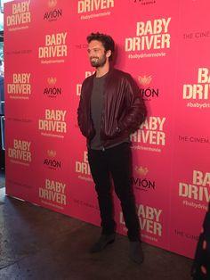 Baby Driver Premiere (June 26, 2017)