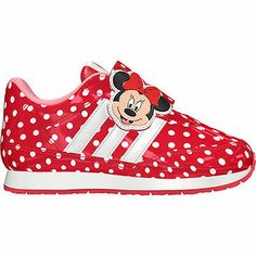 childrens red adidas trainers