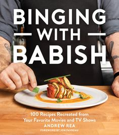 Binging with Babish: 100 Recipes Recreated from Your Favorite Movies and TV Shows by Andrew Rea - Houghton Mifflin Harcourt Seinfeld Episodes, Jon Favreau, Houghton Mifflin Harcourt, Food Wishes, Beef Bourguignon, Bobs Burgers, Lava Cakes, Stories For Kids, Favorite Tv Shows