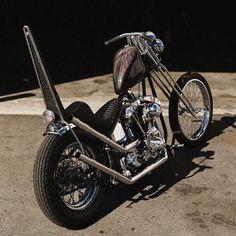 Chopper Inspiration - Shovelhead chopper BOBBERS⚡️CHOPPERS |... | Choppers and Custom Motorcycles March 2016