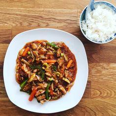 Wenn Ihr meinen Blog schon länger verfolgt, ist Euch sicher aufgefallen, dass ich schon öfters chinesische Rezepte gepostet habe. Nachdem wir künstliche Geschmacksverstärker (Glutamat und Co.) so g…
