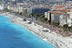 Nice Côte D'Azur.