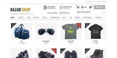 Bazar Shop - Multi-Intent e-Commerce Theme