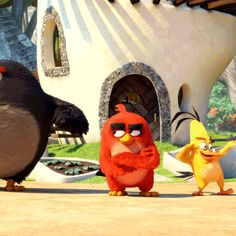 Angry Birds, Angry Birds Movie, Finnish Animation, June 2016, Number 1 comedy in America!