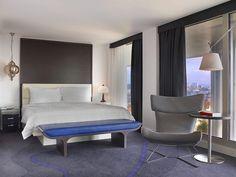 Le Méridien Istanbul Etiler—Duplex Suite Bedroom by LeMeridien Hotels and Resorts, via Flickr