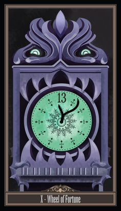 Haunted Mansion Tarot Deck by Megan Brannon