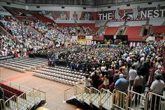Ball State University Summer 2014 Commencement