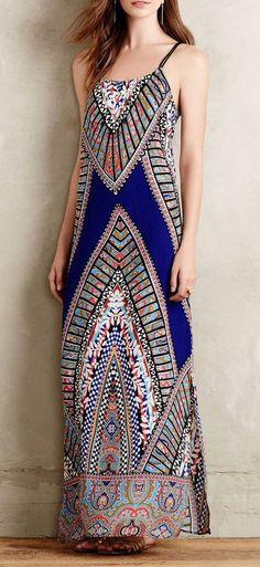Lepontine Maxi Dress