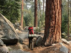 Why the Pacific Crest Trail is America's Ultimate Hike   /   rt