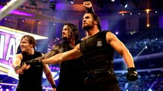 The Shield venció a Kane y The New Age Outlaws.