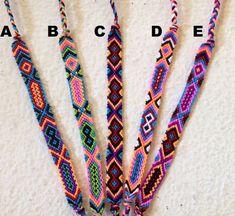 Image result for friendship bracelets patterns