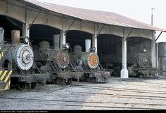 RailPictures.Net Photo: Ferrovias Guatemala Steam 2-6-0 at Guatemala City, Guatemala by Patrick Weeden