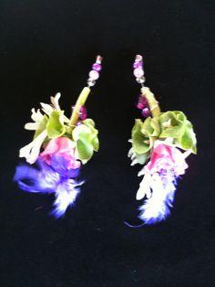 Aretes Florales