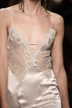 String Of Pearls, Silk Thread, Bodysuit, Beige, Wedding Dresses, Tops, Women, Fashion, Elegant