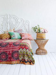 motifs et couleurs linge de lit
