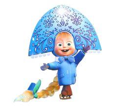 PNG Маша снегурочка